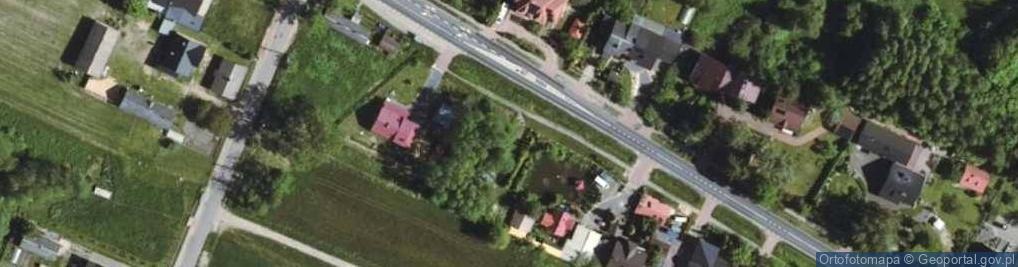 Zdjęcie satelitarne Pułtuska ul.
