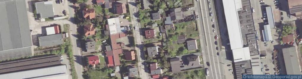 Zdjęcie satelitarne Pucka ul.