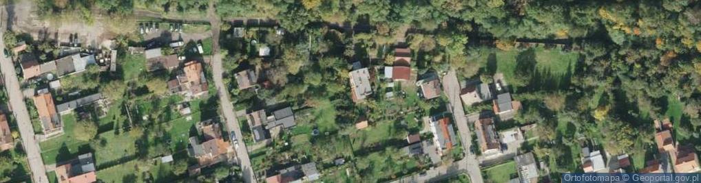 Zdjęcie satelitarne Puchałki Tomasza ul.