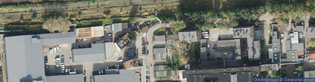Zdjęcie satelitarne Pułaskiego Kazimierza, gen. ul.