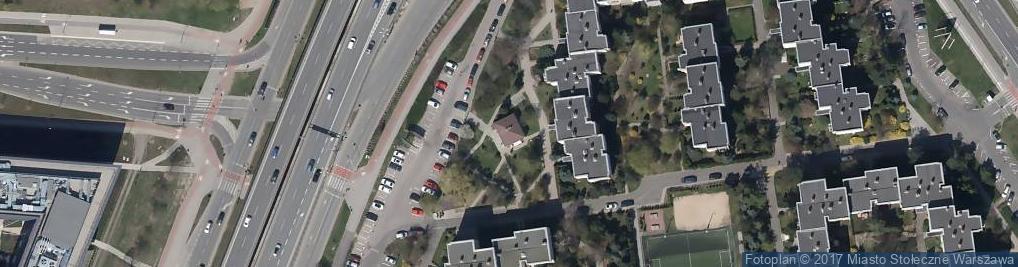 Zdjęcie satelitarne Pyjasa Stanisława ul.