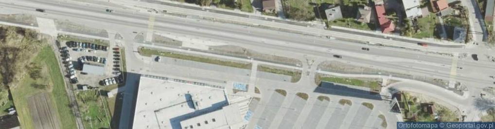 Zdjęcie satelitarne Rejowiecka ul.