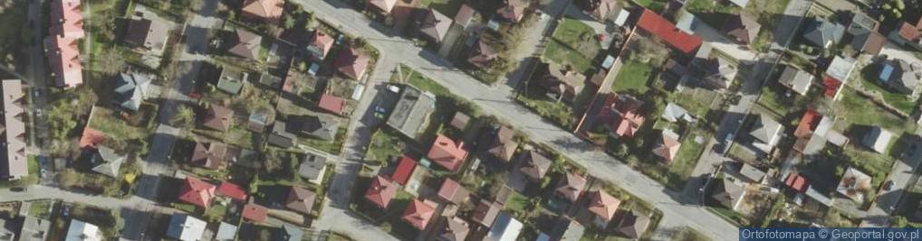 Zdjęcie satelitarne Reytana Tadeusza ul.