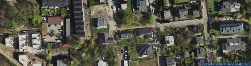 Zdjęcie satelitarne Redena Fryderyka Wilhelma ul.