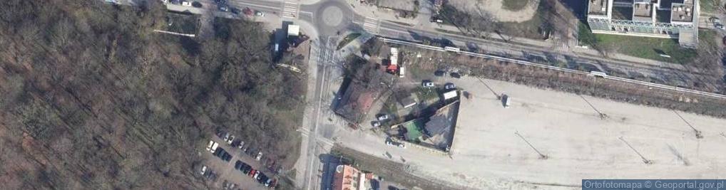 Zdjęcie satelitarne Reymonta Władysława ul.