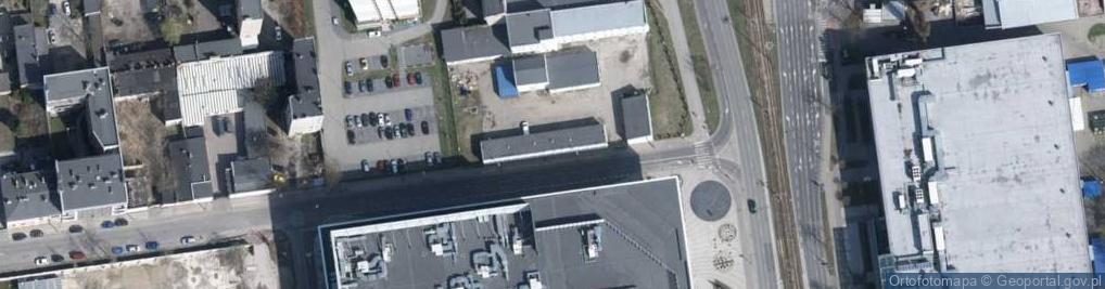 Zdjęcie satelitarne Rembielińskiego Rajmunda ul.