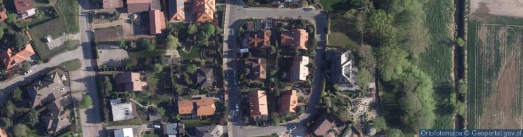 Zdjęcie satelitarne Relaksowa ul.