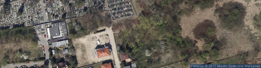 Zdjęcie satelitarne Renety ul.