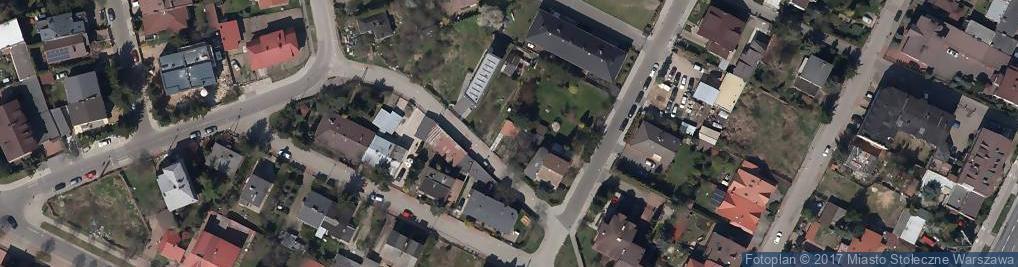 Zdjęcie satelitarne Remontowa ul.