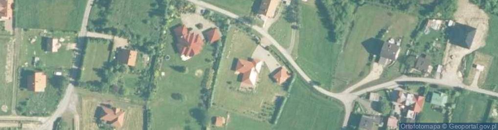 Zdjęcie satelitarne Rekreacyjna ul.