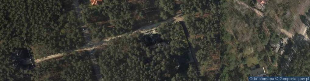 Zdjęcie satelitarne Różewicza Tadeusza ul.