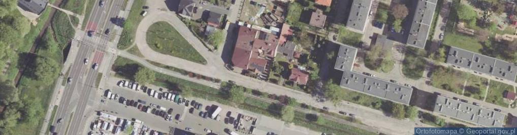 Zdjęcie satelitarne Rodziny Winczewskich ul.