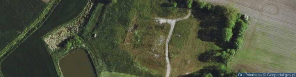 Zdjęcie satelitarne Rostkowo ul.