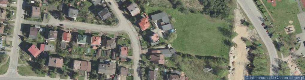 Zdjęcie satelitarne Rubinowicza Wojciecha ul.