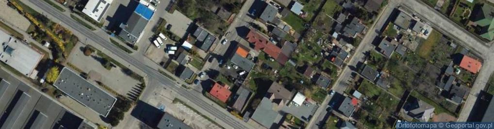 Zdjęcie satelitarne Ruchniewicza Alojzego ul.