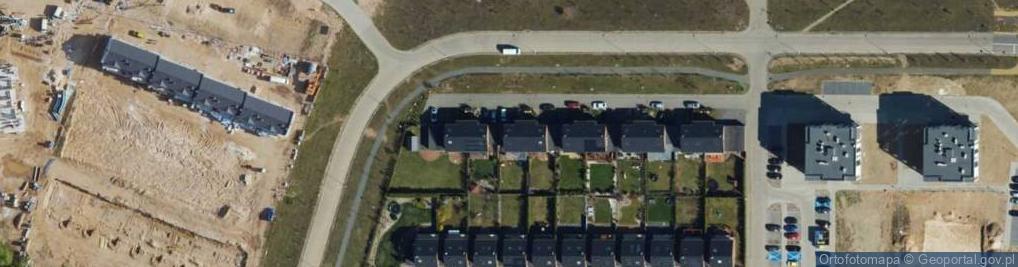 Zdjęcie satelitarne Runa Leśnego ul.