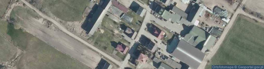 Zdjęcie satelitarne Rutki ul.