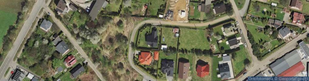 Zdjęcie satelitarne Rudolfa von Carnalla ul.