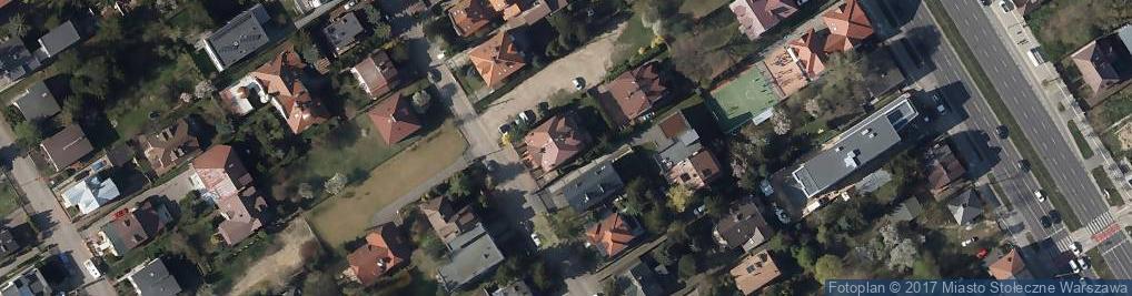 Zdjęcie satelitarne Rumiana ul.
