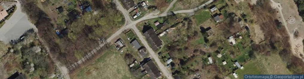 Zdjęcie satelitarne Rybaków ul.