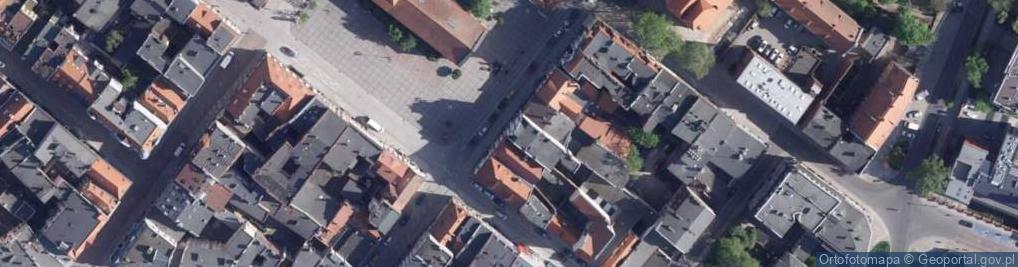 Zdjęcie satelitarne Rynek Nowomiejski ul.