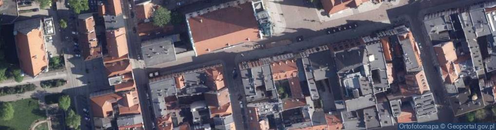Zdjęcie satelitarne Rynek Staromiejski ul.