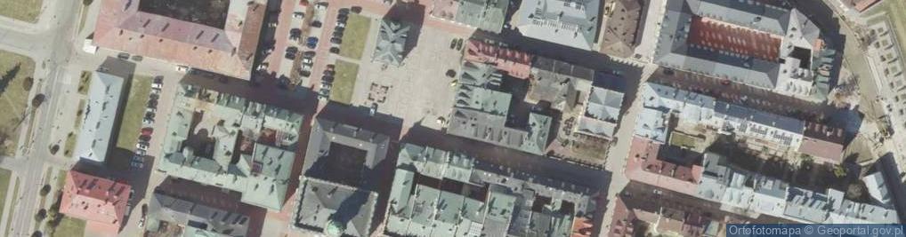 Zdjęcie satelitarne Rynek Solny ul.
