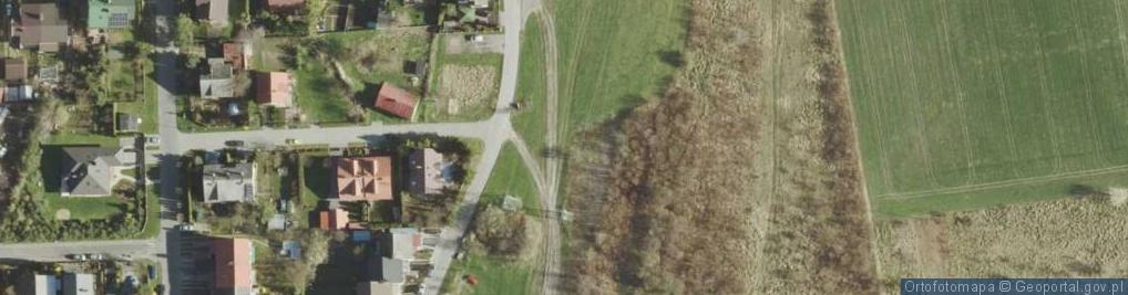 Zdjęcie satelitarne Rzewuskiego Wacława ul.