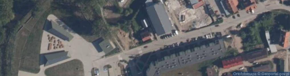Zdjęcie satelitarne Rzeźnicka ul.