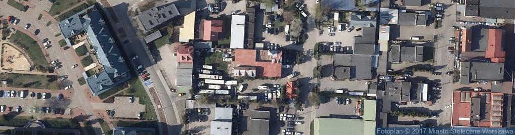 Zdjęcie satelitarne Rzemieślników ul.