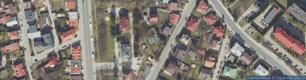 Zdjęcie satelitarne Sarbiewskiego Macieja Kazimierza, ks. ul.