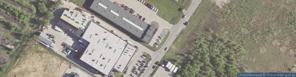 Zdjęcie satelitarne Sadownicza ul.