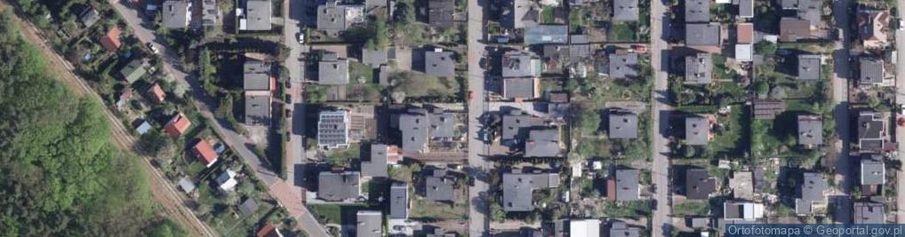 Zdjęcie satelitarne Sarnia ul.