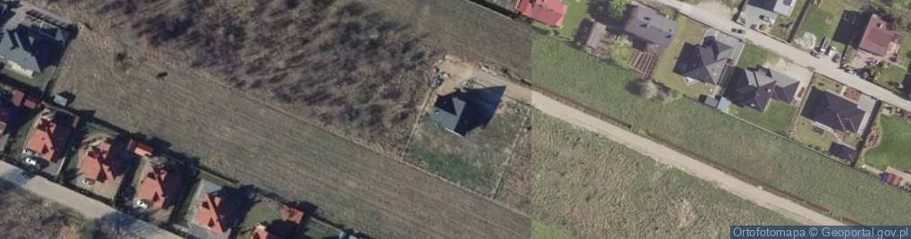 Zdjęcie satelitarne Sarenki ul.