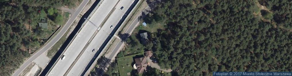 Zdjęcie satelitarne Sarny ul.