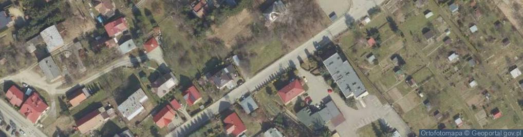 Zdjęcie satelitarne Ściegiennego Piotra, ks. ul.