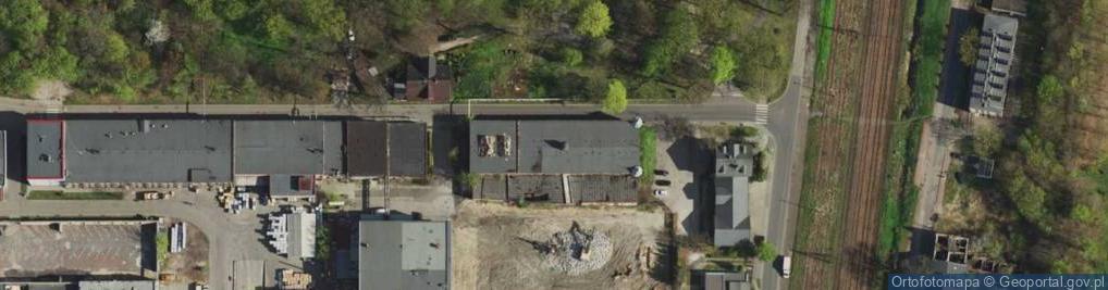 Zdjęcie satelitarne Schonów Elżbiety i Wilhelma ul.