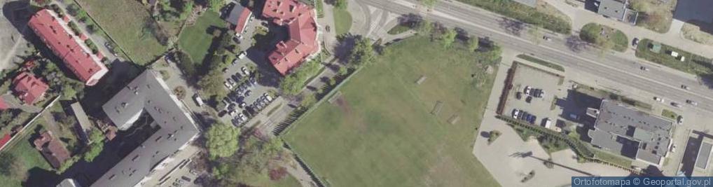 Zdjęcie satelitarne Sedlaka Włodzimierza, ks. prof. ul.