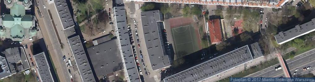 Zdjęcie satelitarne Sempołowskiej Stefanii ul.