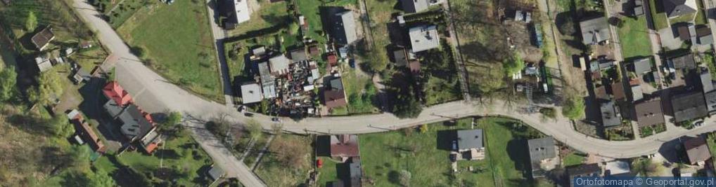 Zdjęcie satelitarne Sejmowa ul.