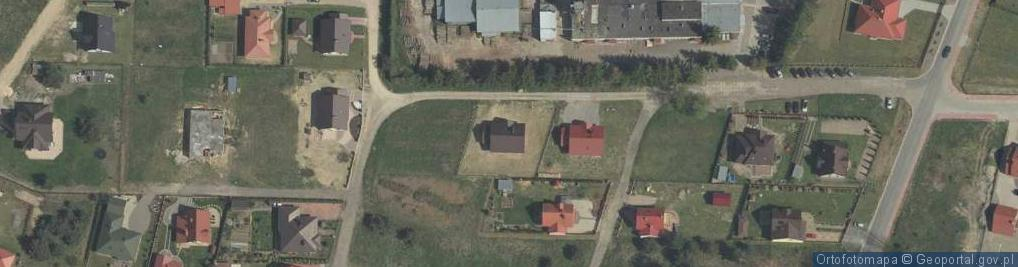 Zdjęcie satelitarne Sieniawskiego A. M., hetm. ul.