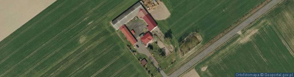 Zdjęcie satelitarne Sinki ul.