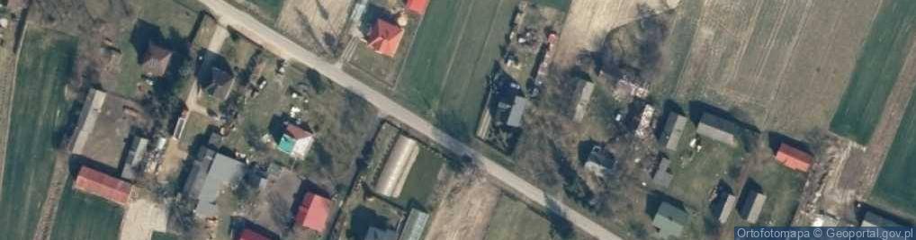 Zdjęcie satelitarne Sitaniec-Wolica ul.