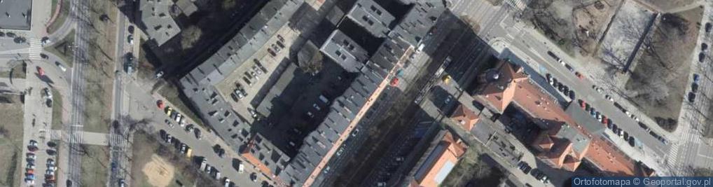 Zdjęcie satelitarne Sikorskiego Władysława, gen. ul.