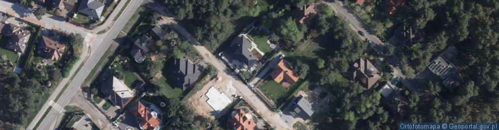 Zdjęcie satelitarne Sindbada ul.