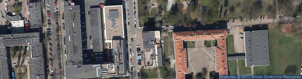 Zdjęcie satelitarne Sielecka ul.