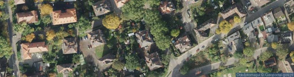 Zdjęcie satelitarne Siedleckiego Franciszka ul.