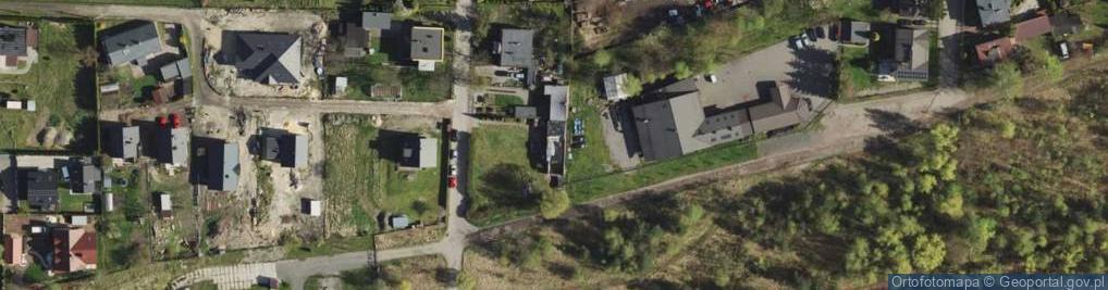 Zdjęcie satelitarne Sitki Konrada ul.