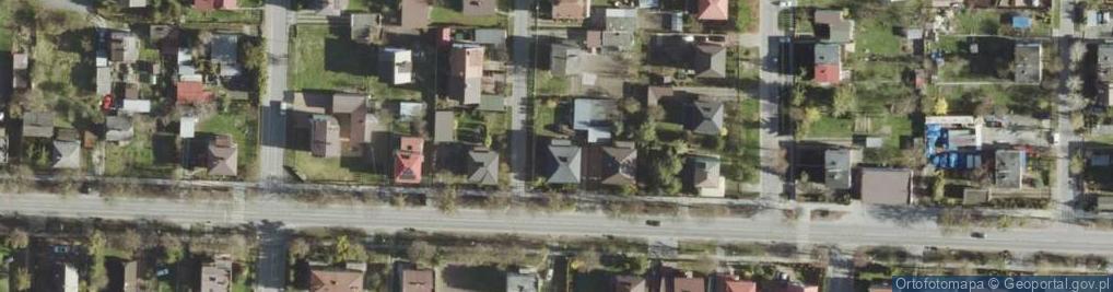Zdjęcie satelitarne Skibińskiego Stanisława ul.