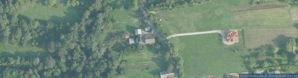 Zdjęcie satelitarne Skalna ul.